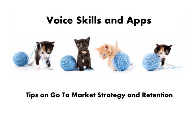 user retention voice skills